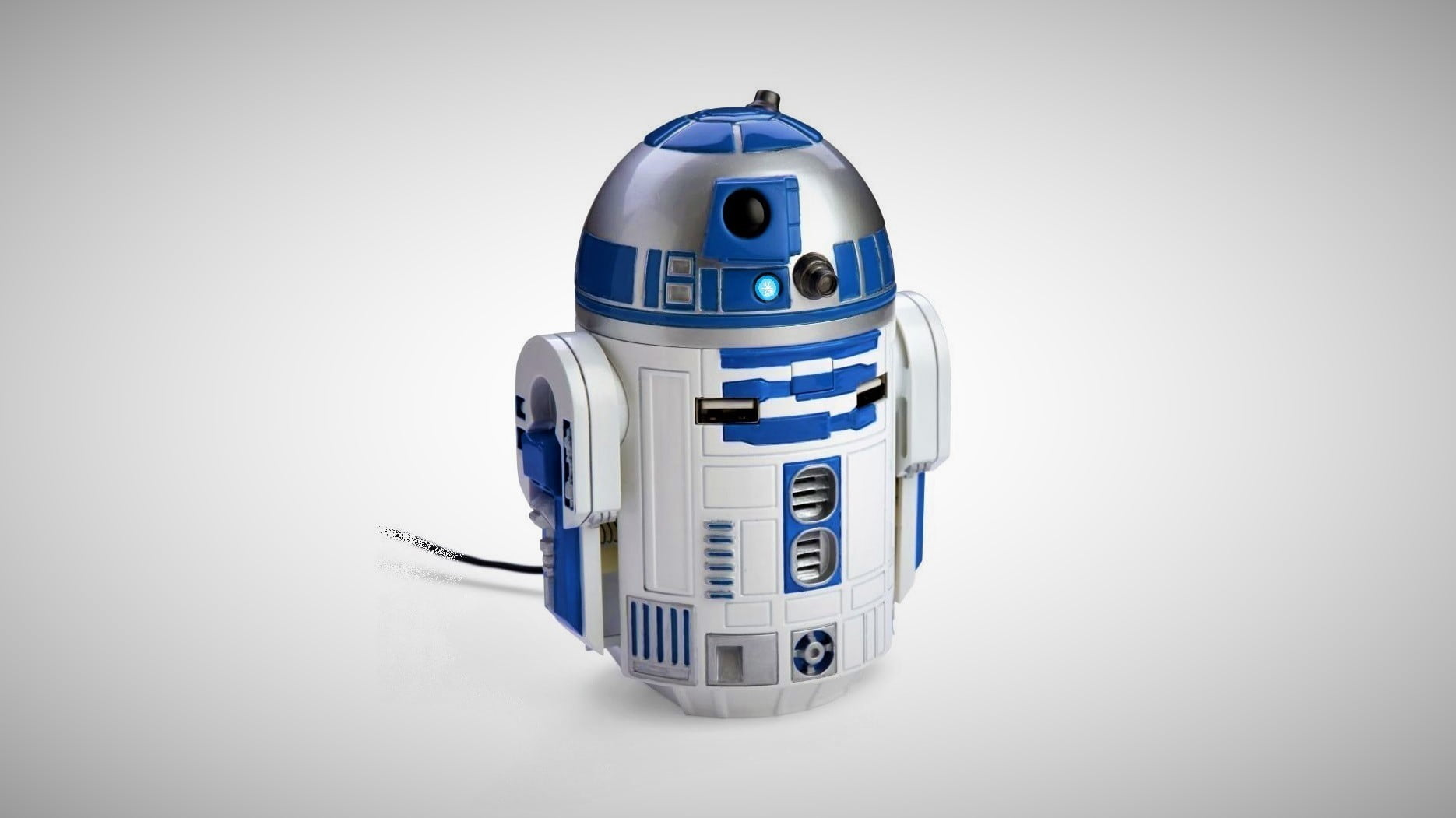 star wars r2 d2 usb car charger r2d
