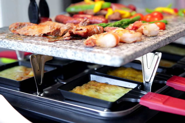 cool kitchen gadgets you might not find in the u s raclette grill