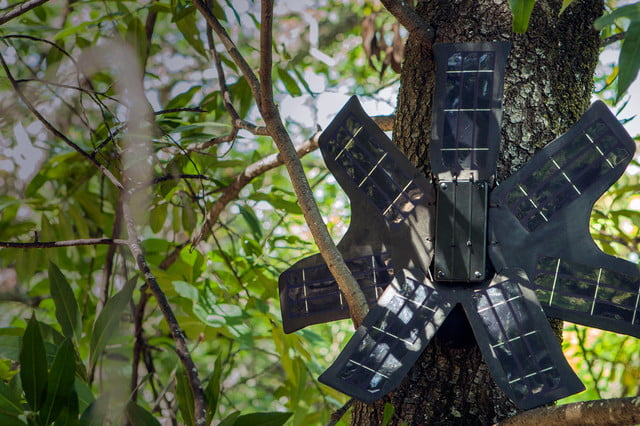 solar powered cell phones saving amazon rainforests rainforest connection 6