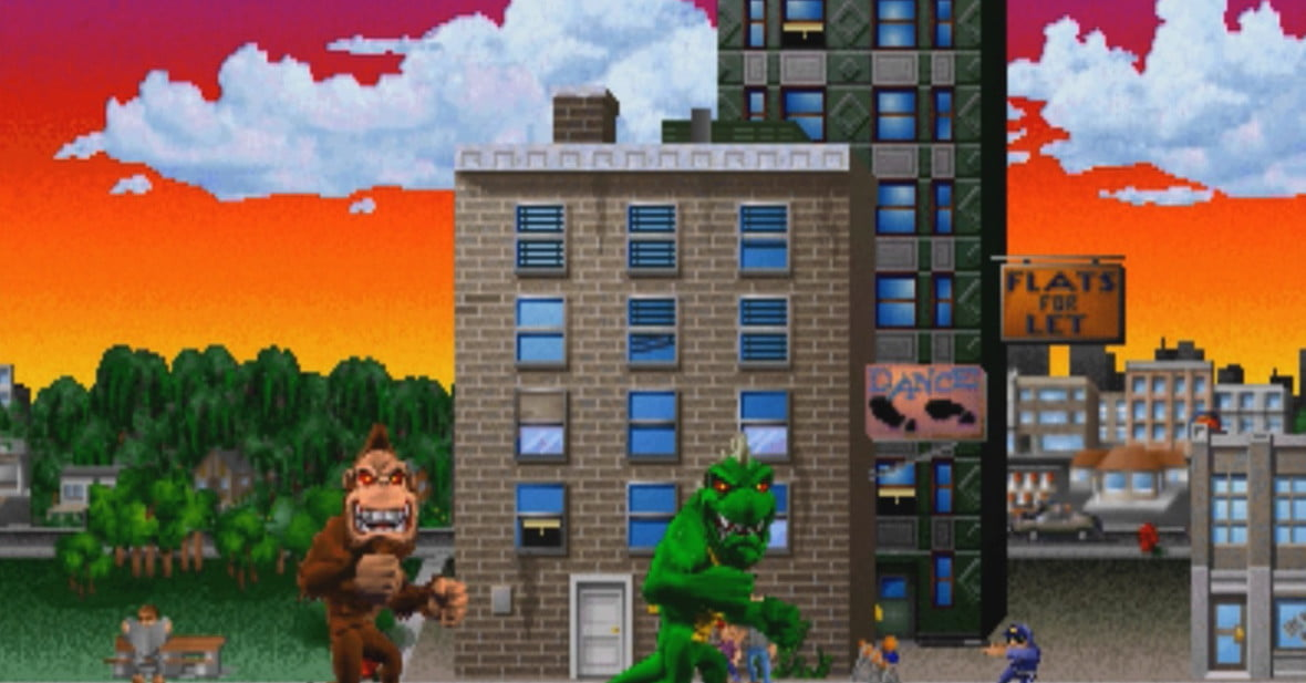 Excited For Rampage You Can Play The Arcade Game Online