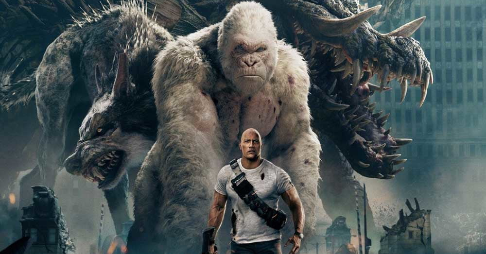 Image result for rampage movies