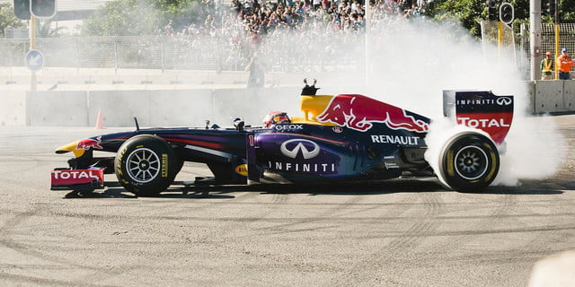 f1 downforce guru adrian newey may working infiniti supercar red bull racing rb7