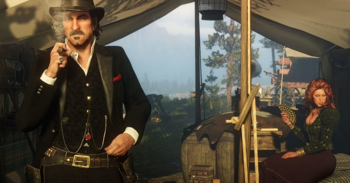 Pre-order bonuses for 'Red Dead Redemption 2' leaked by Microsoft Store