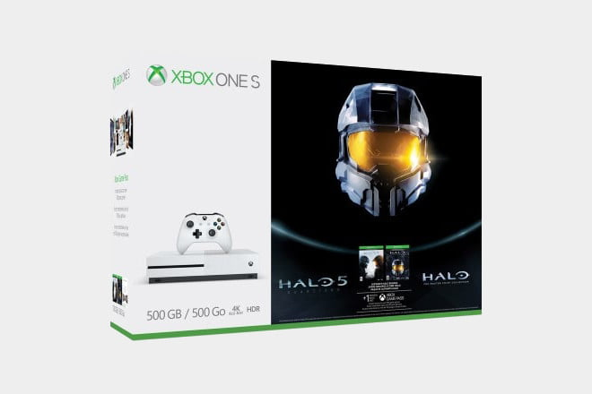 xbox one bundle deals - Ultimate Halo collection
