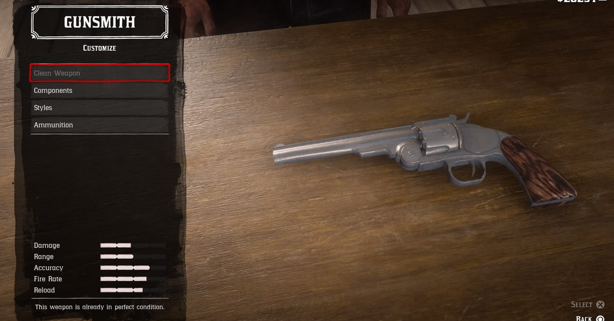 The best guns in 'Red Dead Redemption 2' and where to find them