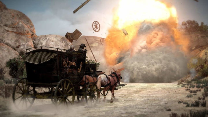 red dead redemption still holds up over eight years later screen 9