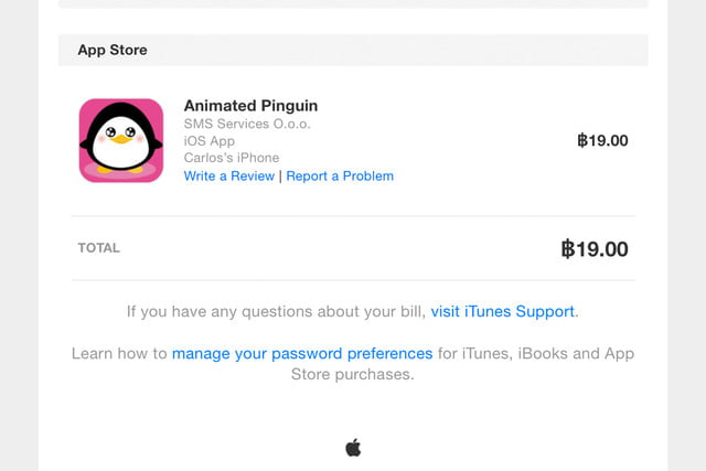 how to get refunds on the app store