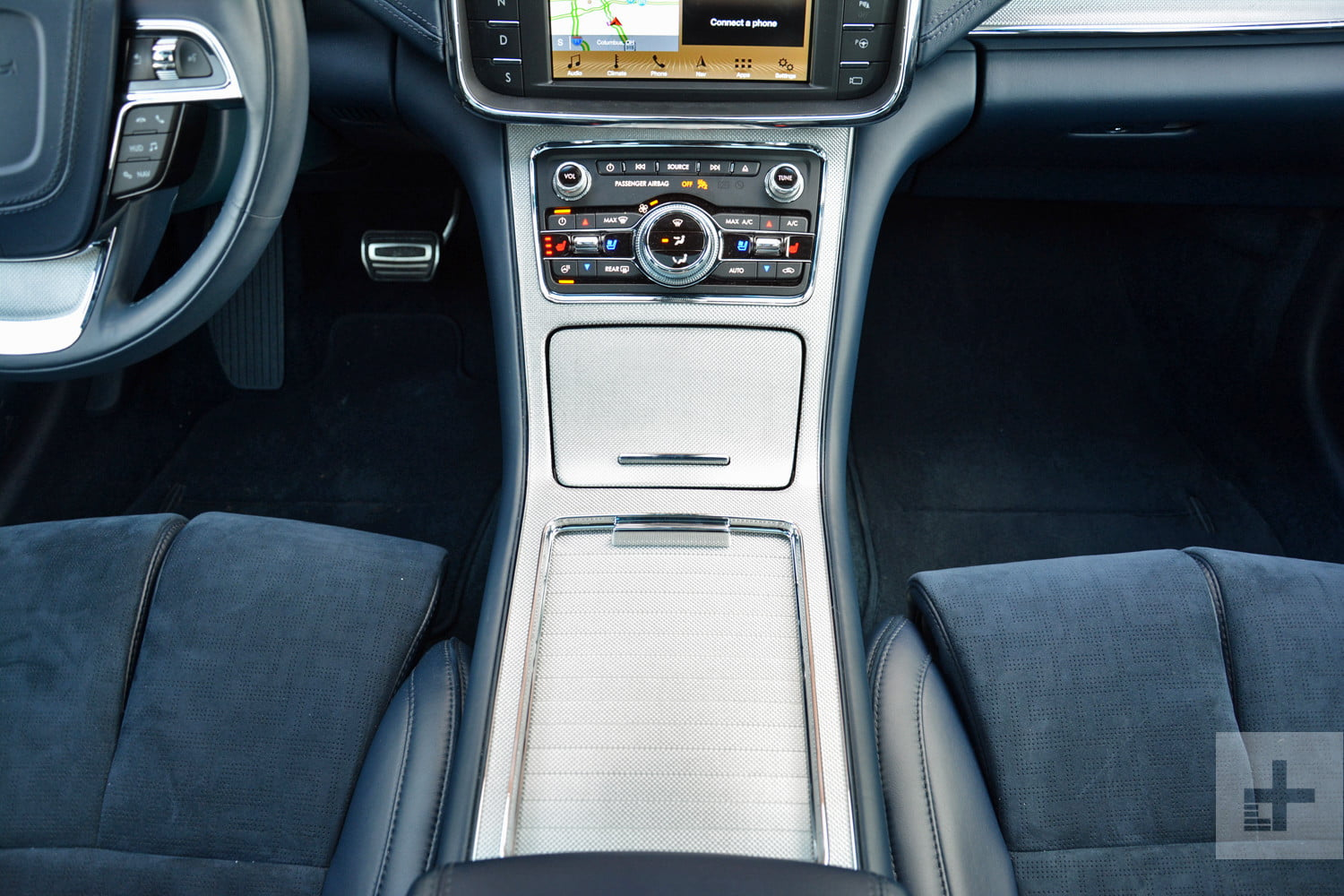 2019 Lincoln Continental Review Digital Trends