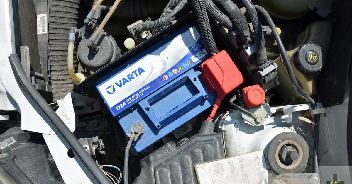 Instructions And Photos On How To Change A Car Battery Digital Trends