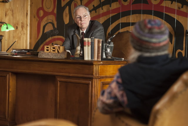 twin peaks part one two analysis richard beymer in a still from  photo suzanne tenner showtime