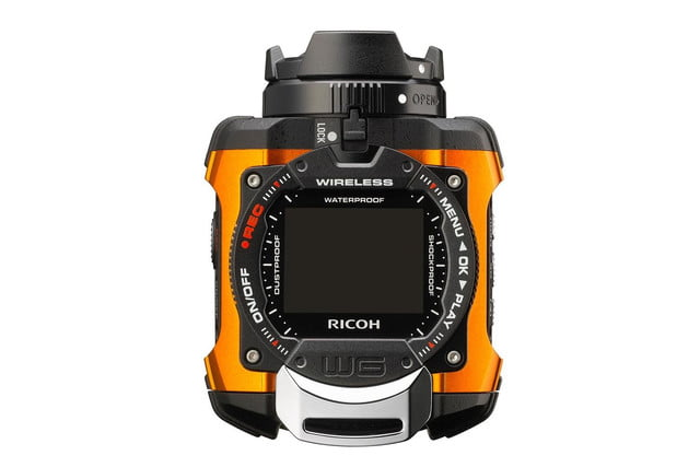ricoh unveils its first action camera wg m1 2