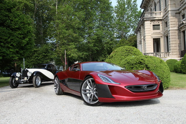 pioneering ev super car rimac secures investors 1088 hp concept one 6