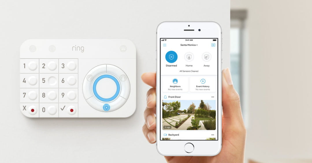 Everything You Need To Set Up Your Ring Home Security