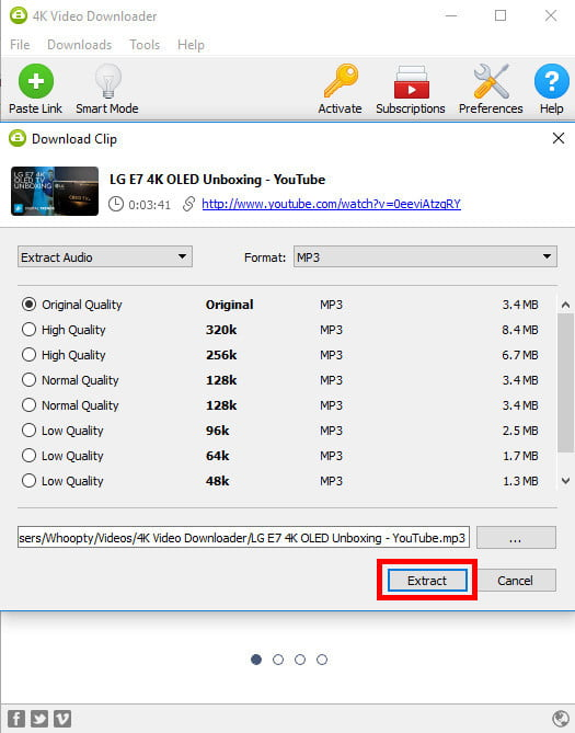 Heres how to download music from youtube and listen on any device how to download music from youtube ripyoutube4k03 ccuart Choice Image
