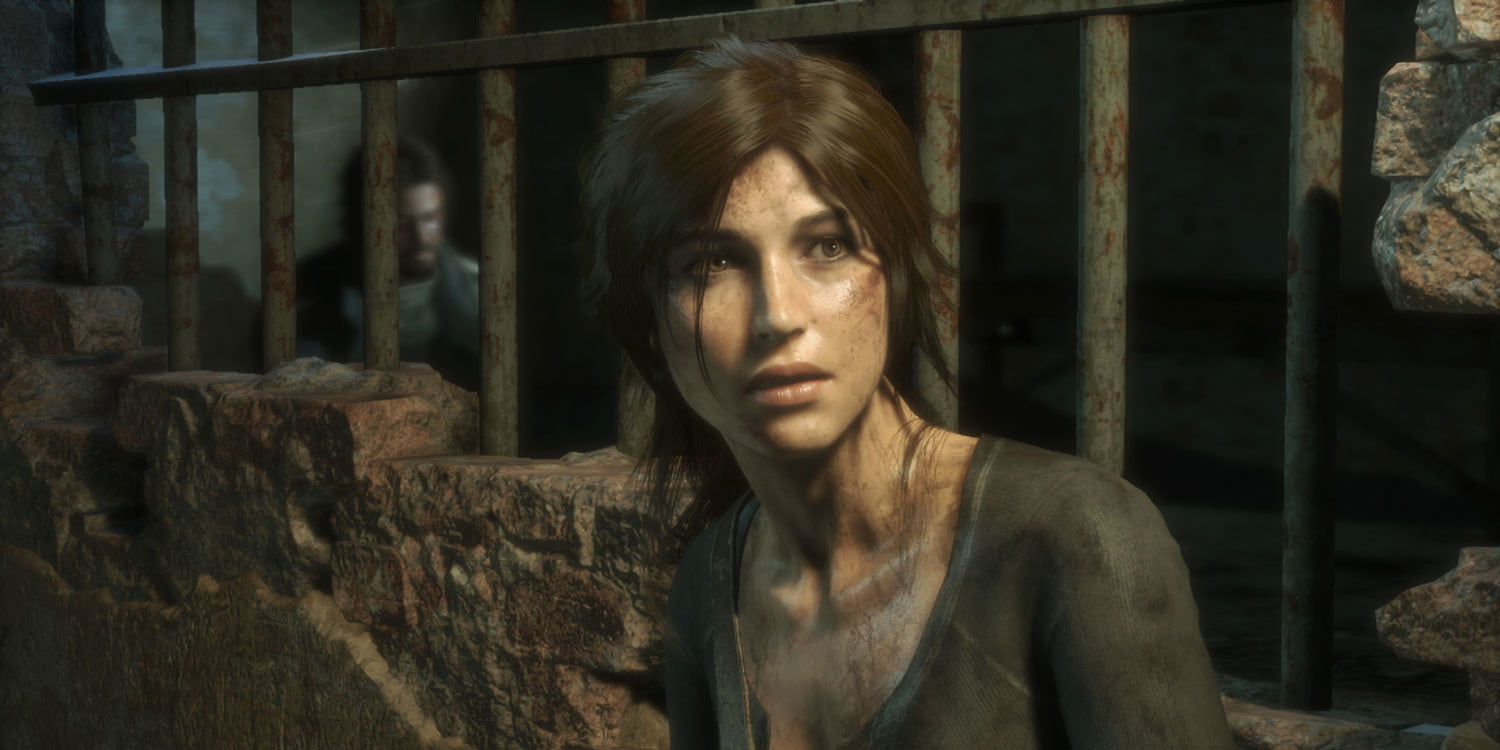 who plays lara croft in shadow of the tomb raider