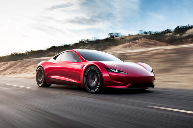 tesla roadster pictures hero