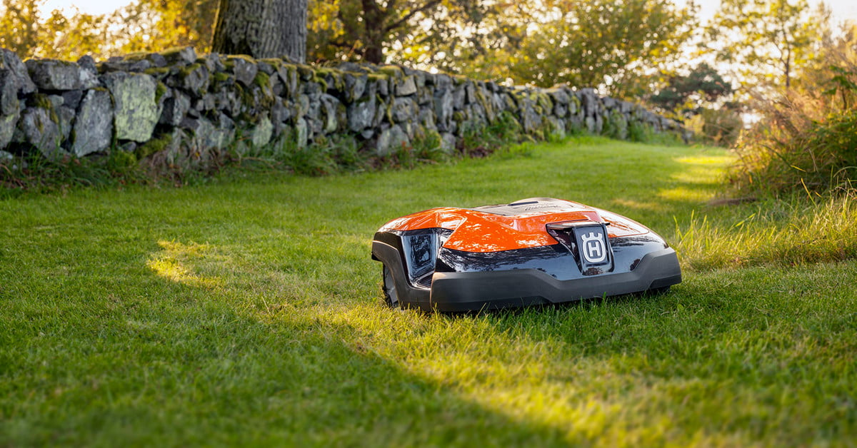 robot lawnmowers are making their way onto american grass digital