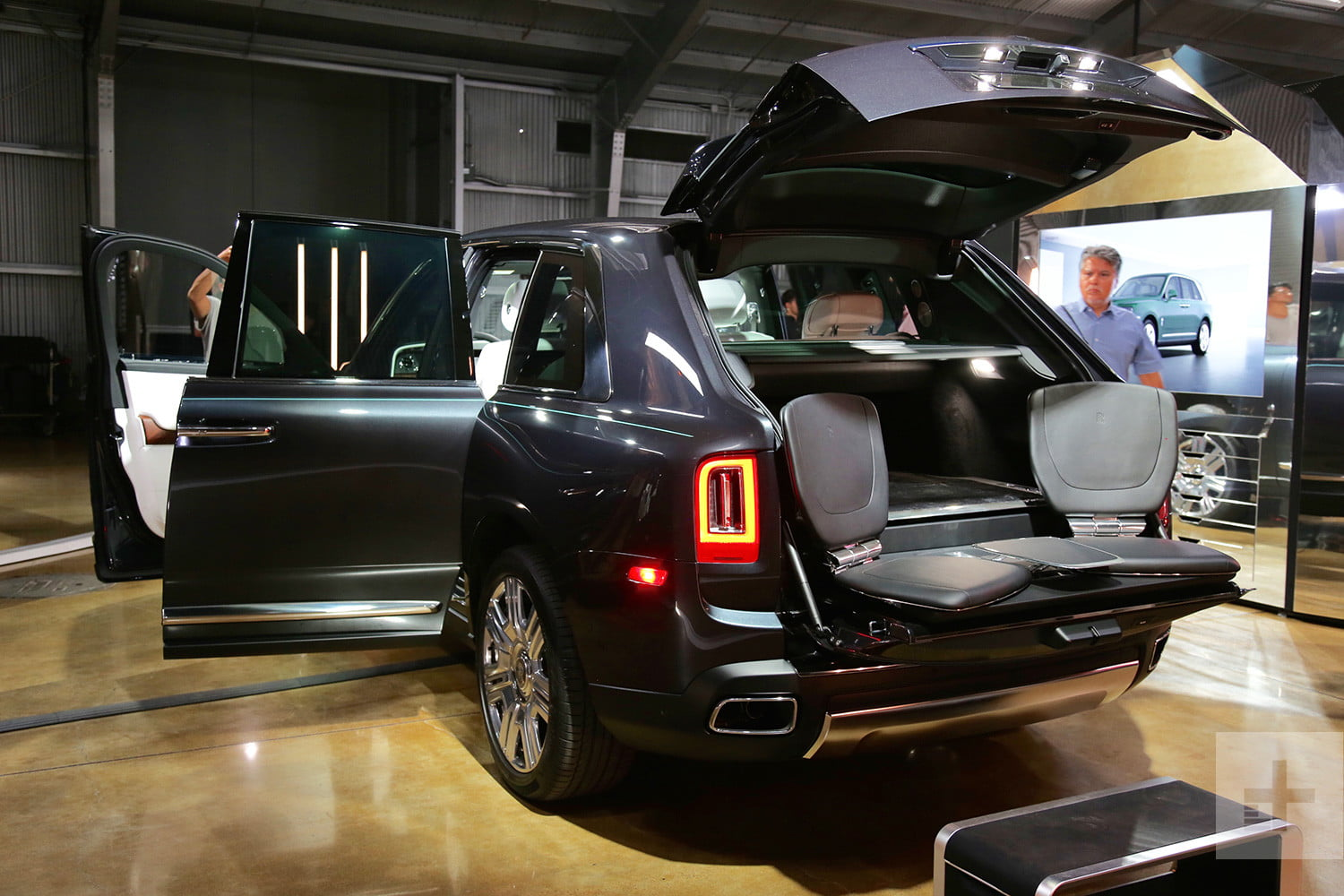 The Cullinan Is Truly The Rolls Royce Of Suvs Cbs News 8