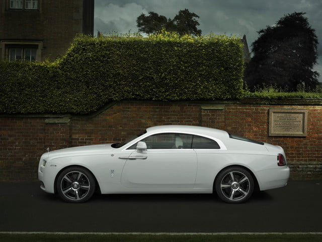 Rolls-Royce Wraith - Inspired by Rugby