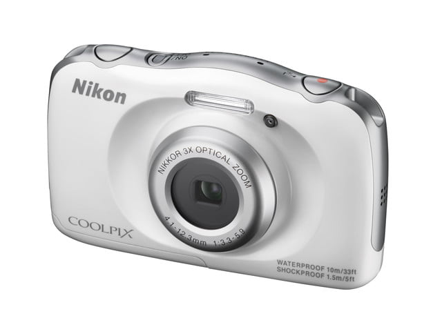 nikon unveils whopping 9 new coolpix point shoots minor updates s33 wh front34l lo w