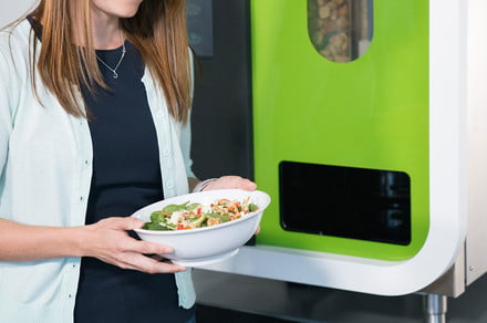 Robots will soon be baking our bread, brewing our lattes, and making our salads