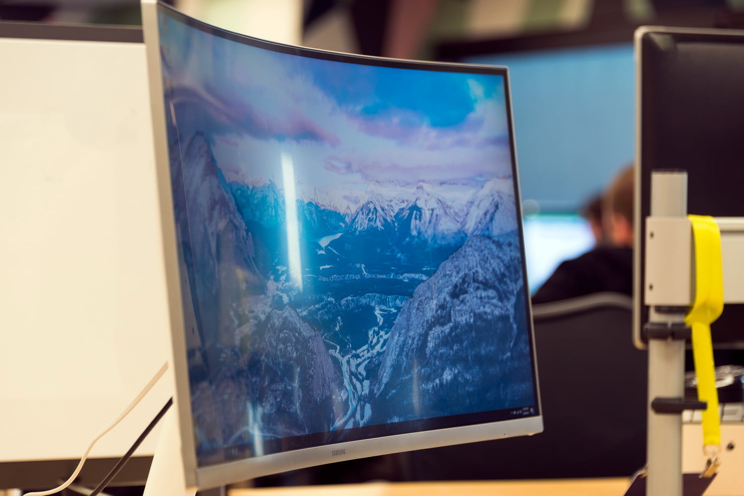 Samsung Cf791 Ultrawide Monitor Review Digital Trends