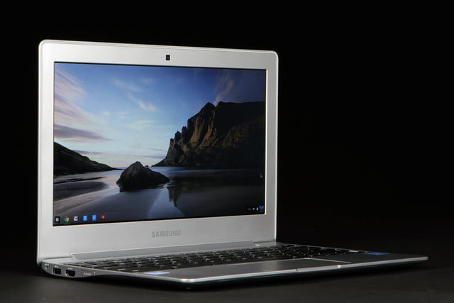 Samsung Chromebook 2 XE500C12-K01US review screen angle left