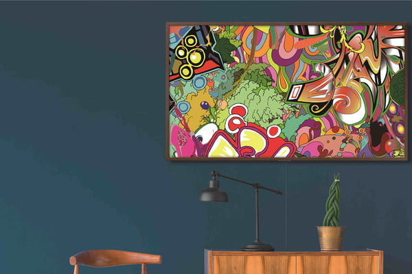 Samsung\'s Frame TV Brings an Artist\'s Touch to Your Living Room ...