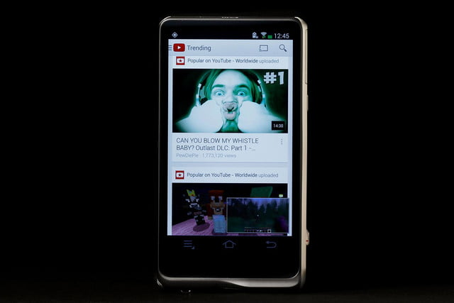 Samsung Galaxy 2 youtube