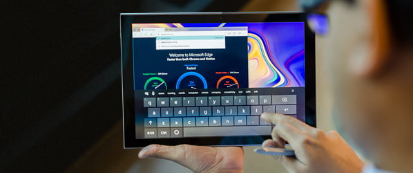 We love the Surface Pro. But Samsung's Galaxy Book 2 one-ups it in one key way
