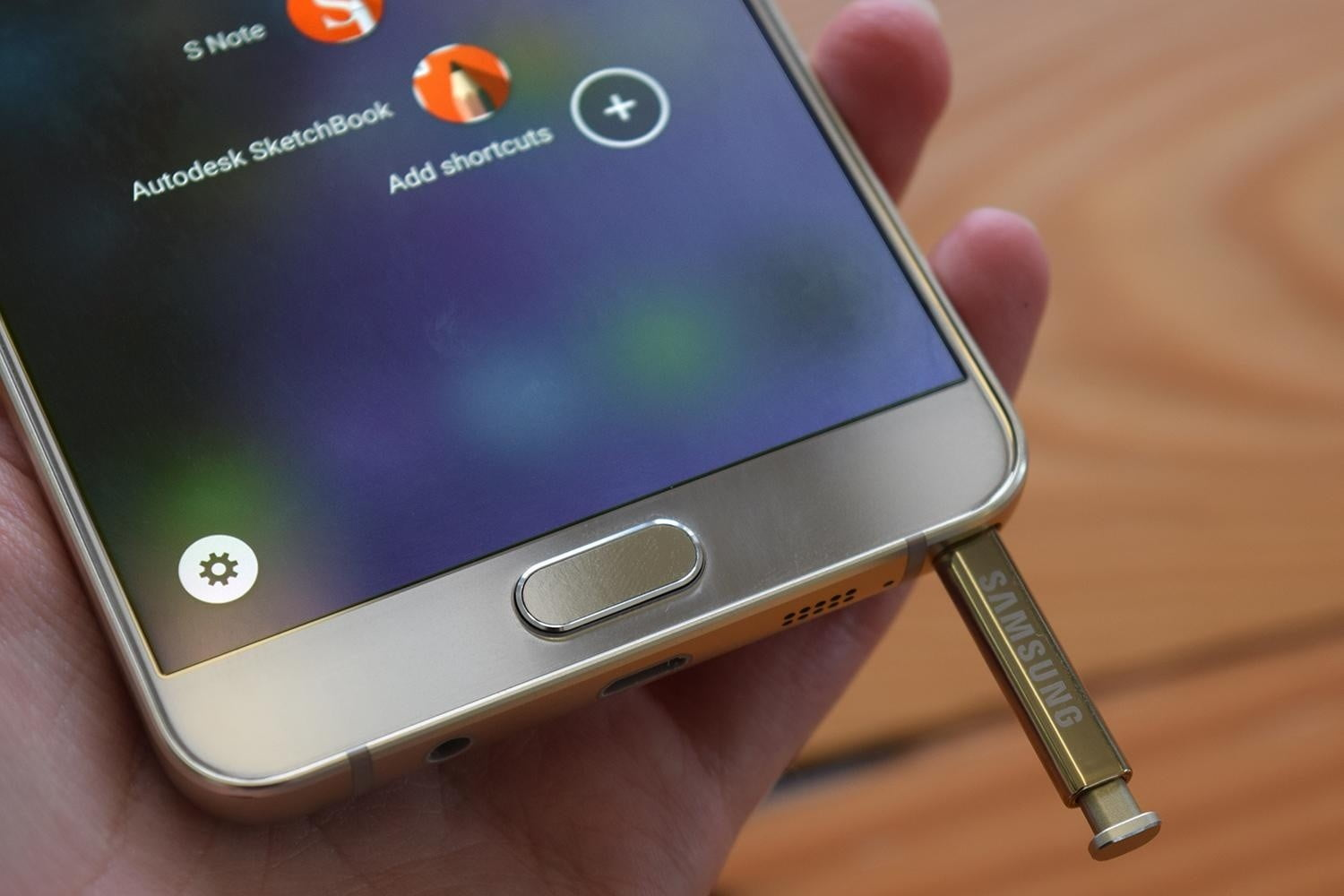 South Korea Gets A 128GB Galaxy Note 5 For Christmas