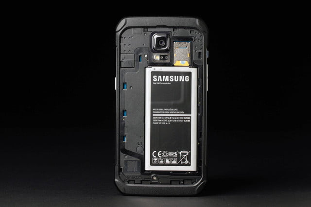 Samsung Galaxy S5 Active back battery