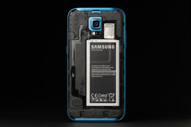 the latest 32d84 2eedf Samsung Galaxy S5 Sport review   Digital Trends