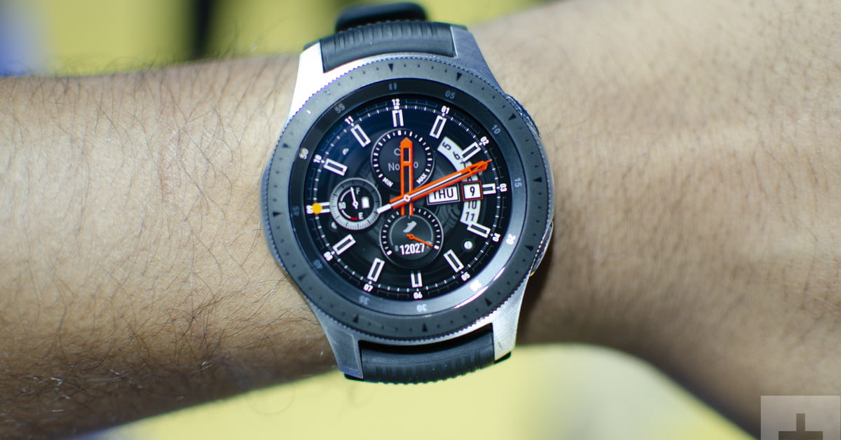 [Wearables] Samsung Galaxy Watch hands-on review