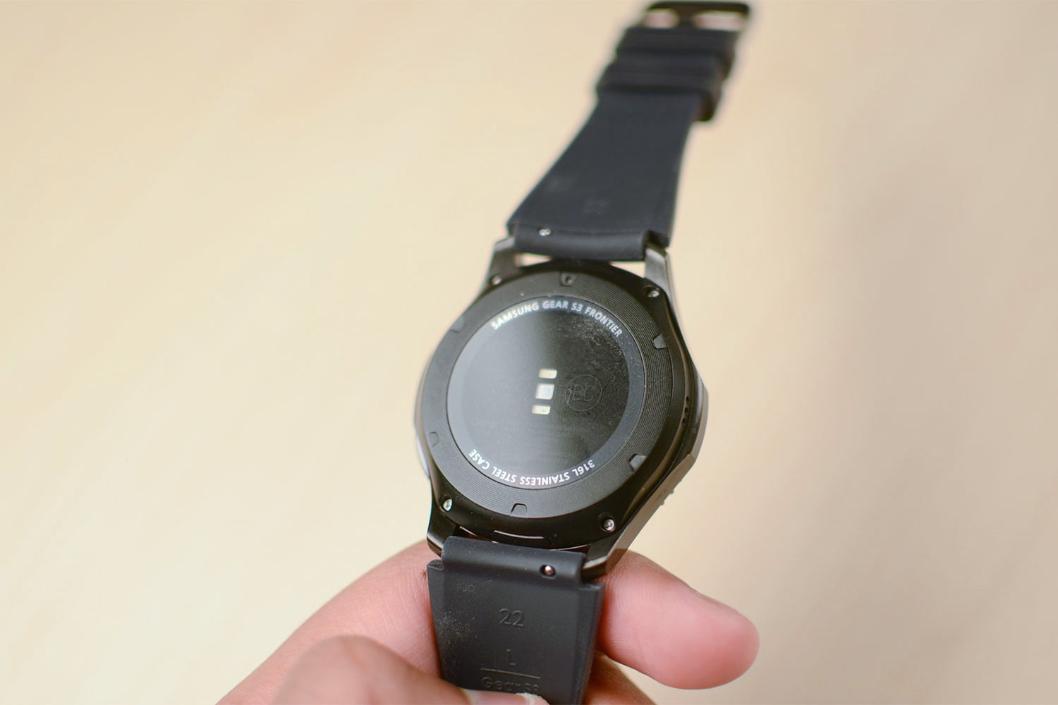 Samsung Gear S3 Review: A Great Watch for Android Owners | Digital ...