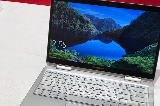 Samsung Notebook 9 Pen Hands-on Review