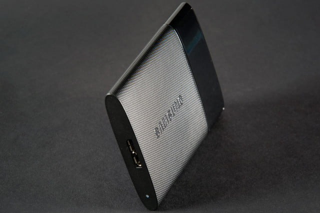 Samsung Portable SSD T1 side 2