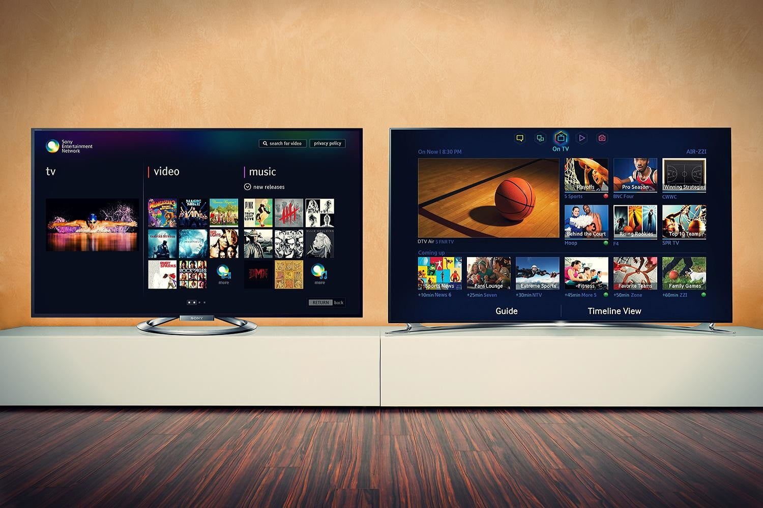 Which TV is which company is better? 23