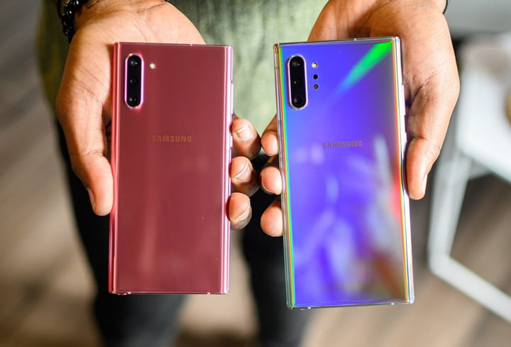 Samsung Galaxy Note 10 and Galaxy Note 10 Plus: Everything you need to know