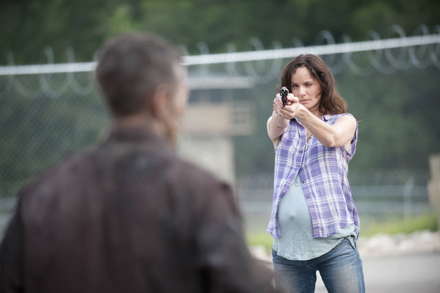 most hated tv characters sarah wayne callies as lori grimes the walking dead