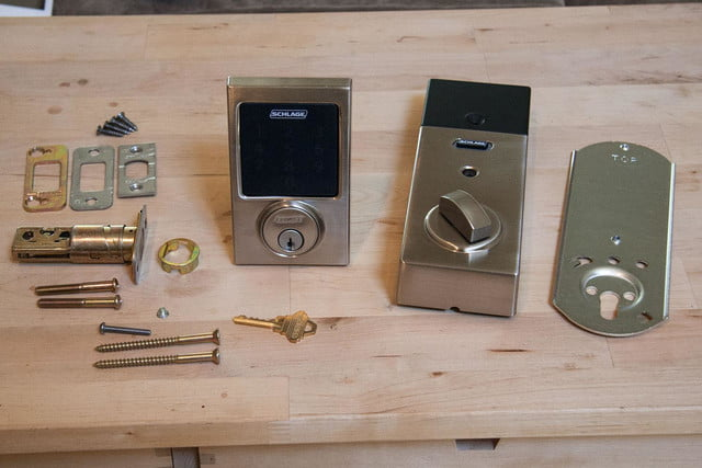 Schlage Connect BE469NX kit