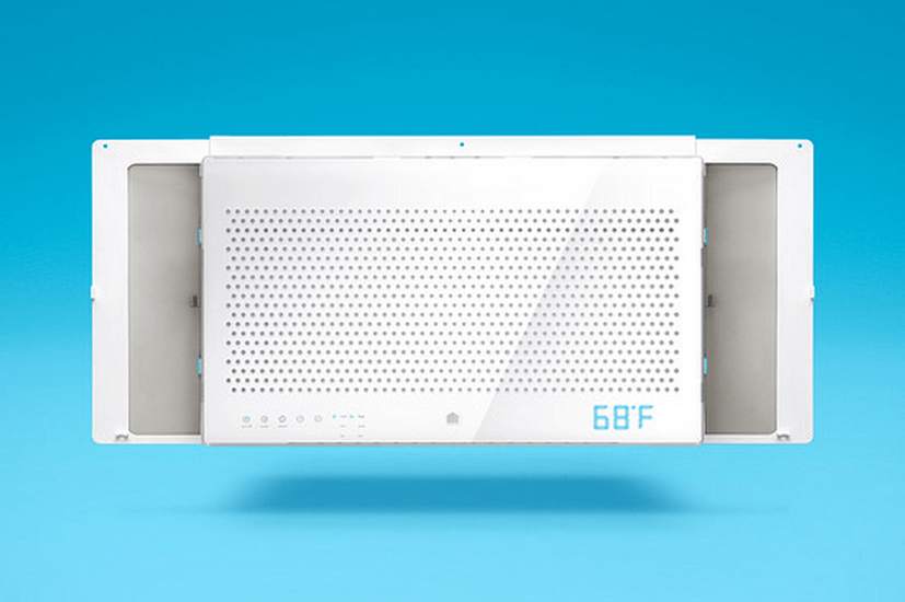 Aros Is A Smart Air Conditioner That Learns What You Like