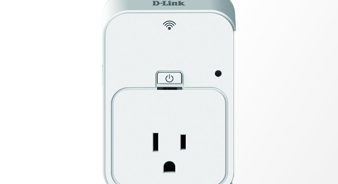 D-Link's new smart plug turns off connected devices if