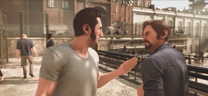 'A Way Out' - New Co-op Game - Announced At EA Play 2017 | Digital Trends