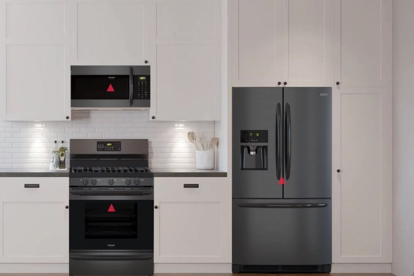 Frigidaire Debuts Its Gallery Black Stainless Steel Collection Digital Trends