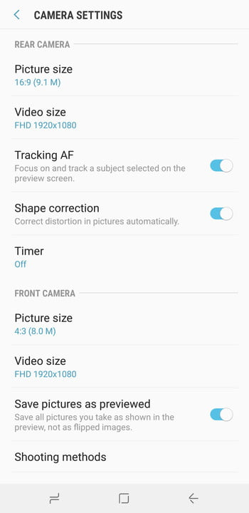 samsung galaxy s8 camera tips screenshot 20170802 175729 1