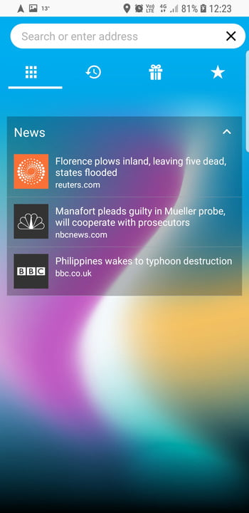 ghostery mobile browser ios android screenshot 20180915 122341