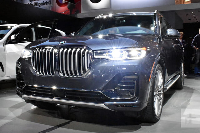 2020 bmw x7 news pictures specs performance price se 1