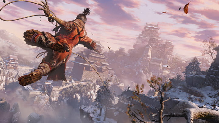 sekiro shadows die twice monk