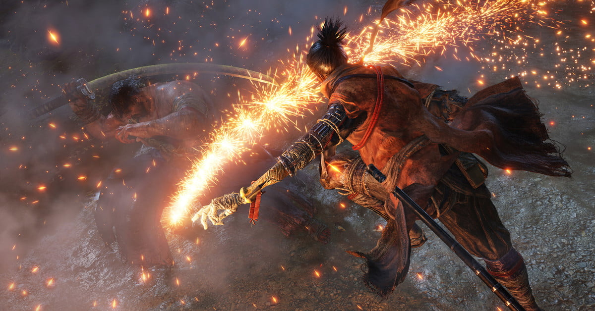 'Sekiro: Shadows Die Twice' adds stealth and speed to the 'Dark Souls' formula